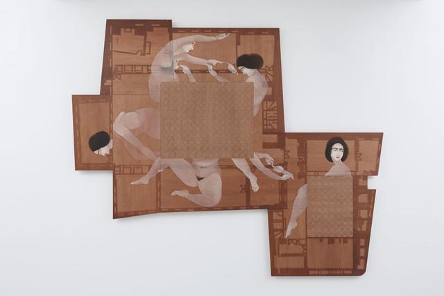 , 'House in Kathemiya,' 2013, Jack Shainman Gallery