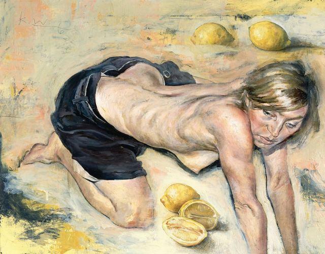 Kent Williams, 'Lemon', 2006, KP Projects