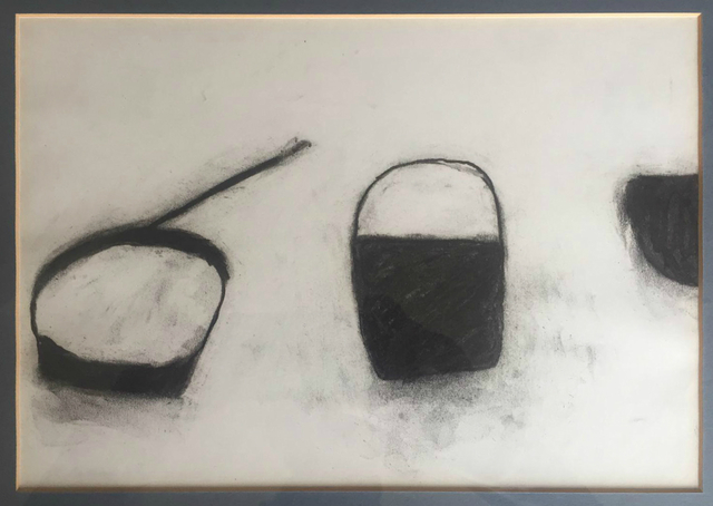 William Scott, 'Frying Pan and Bowl', 1974, Tanya Baxter Contemporary