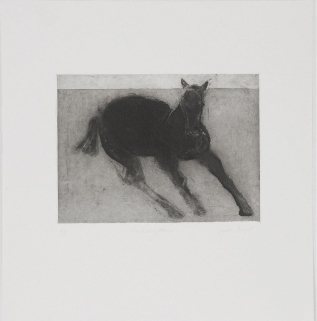 , 'Running Horse,' 1999, Sragow Gallery