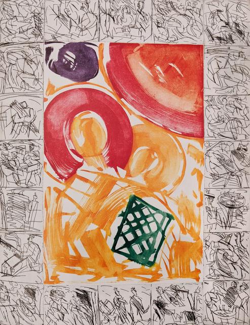 , 'Icon Plate 2129E,' 1991, Gallery Neptune & Brown