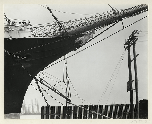 , 'Boats, San Francisco,' 1925, Richard Moore Photographs