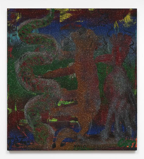, 'Snake Puma Condor 5,' 2015, David Kordansky Gallery