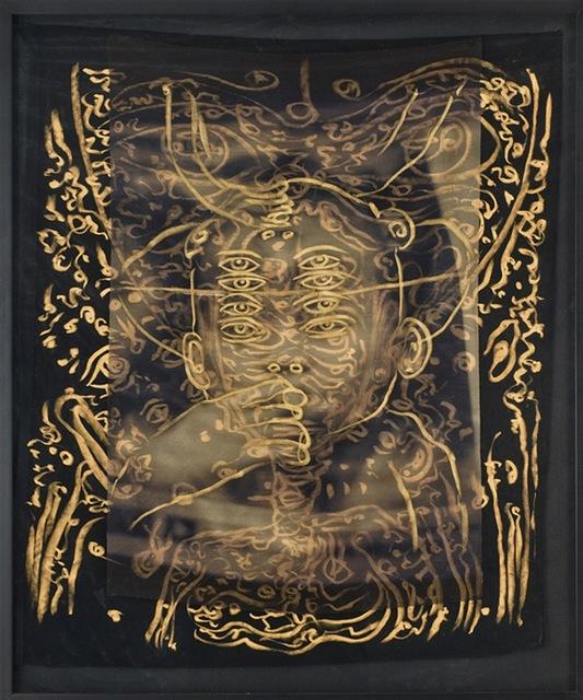 , 'Mianmar Miroir's Cosmic Microwave Background ,' 2009, Galeria Marilia Razuk