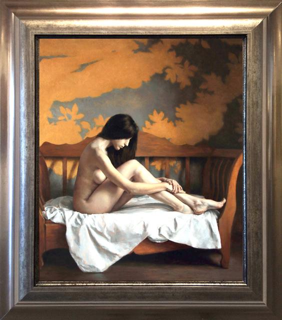 Rae Perry, 'Kodoku', 2017, Painting, Oil on Panel, ARCADIA CONTEMPORARY