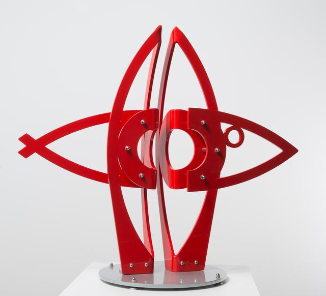 ", '""Fish 17"" ,' 2017, Alfstad& Contemporary"