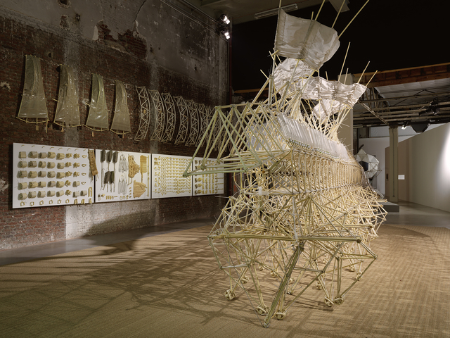 , 'Animaris Umerus,' 2010, Palais de Tokyo