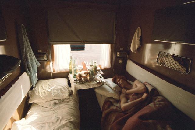 , 'David Bowie: Trans Siberia Express, 1973,' , Francesca Maffeo Gallery