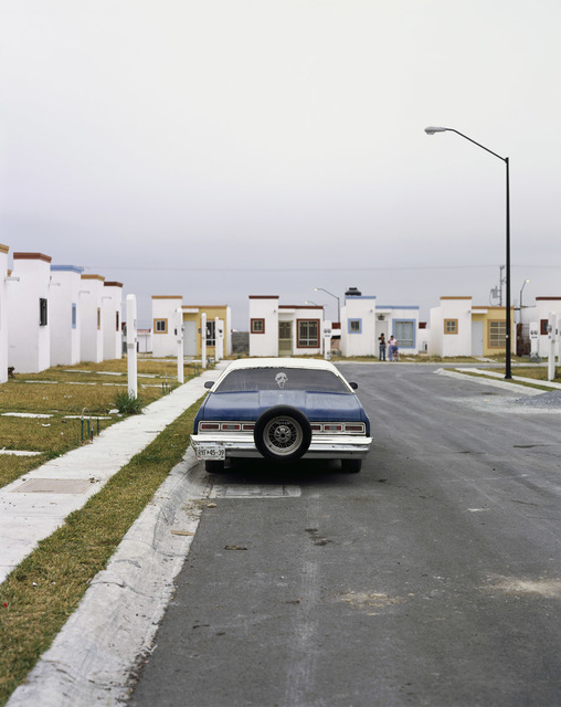 , 'Old Car in Juarez Suburb,' 2008, Kopeikin Gallery