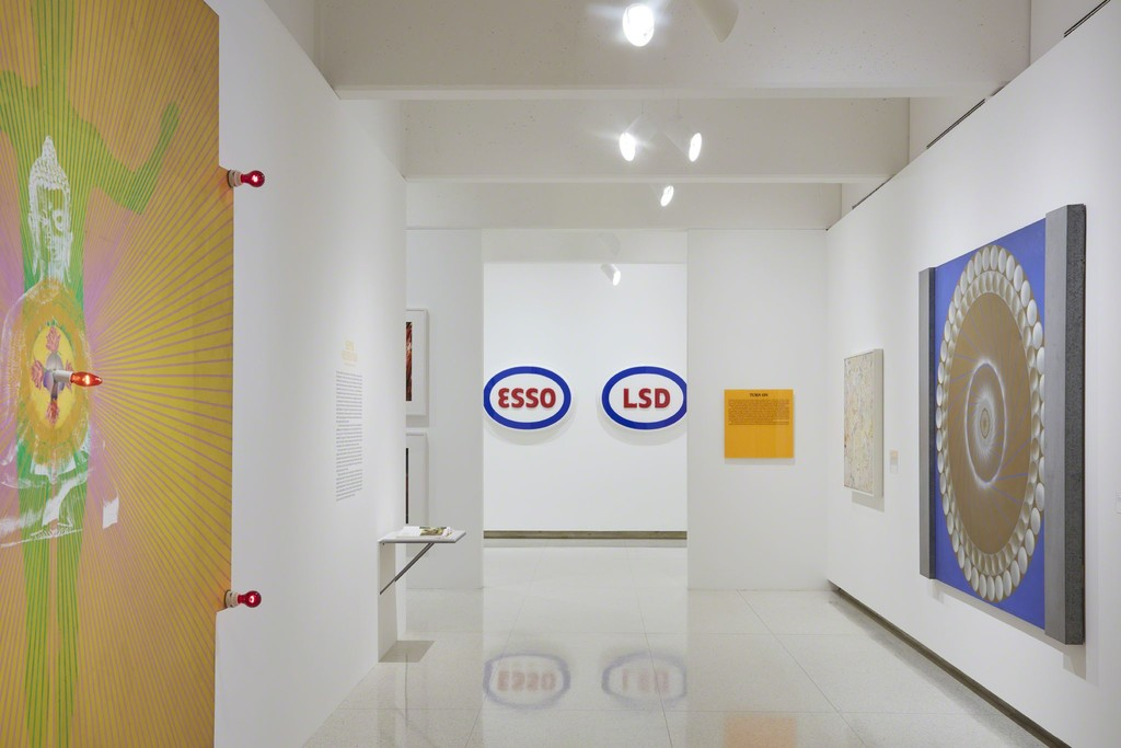 Hippie Modernism installation view: Photo by Gene Pittman, courtesy Walker Art Center