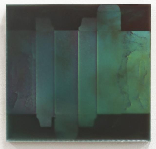 , 'Neosporin 05 (unframed waxwork),' 2018, Front Room Gallery