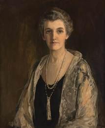 Portrait of Mrs. John Francis McGuire