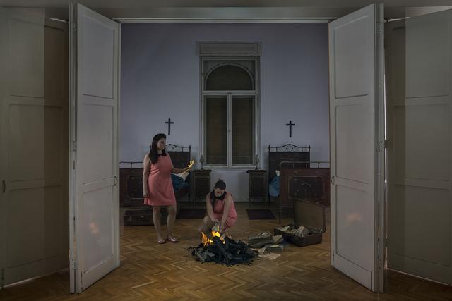 , 'Home altar,' 2014, Faur Zsofi Gallery