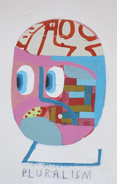 , 'Head 14 ,' 2018, Turner Barnes Gallery