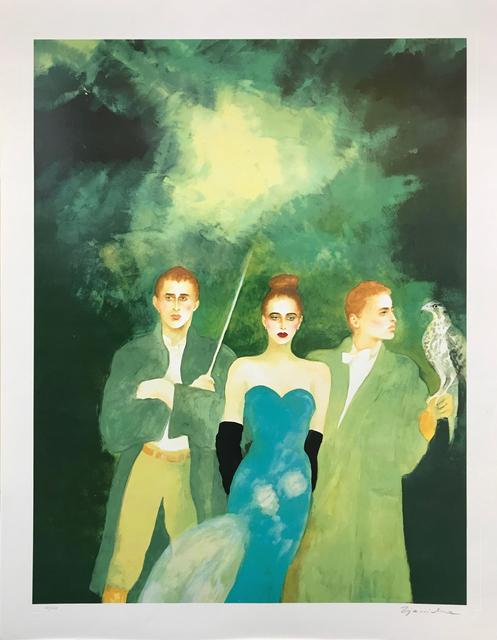 Joanna Zjawinska, 'BREATHLESS', 1993, Gallery Art