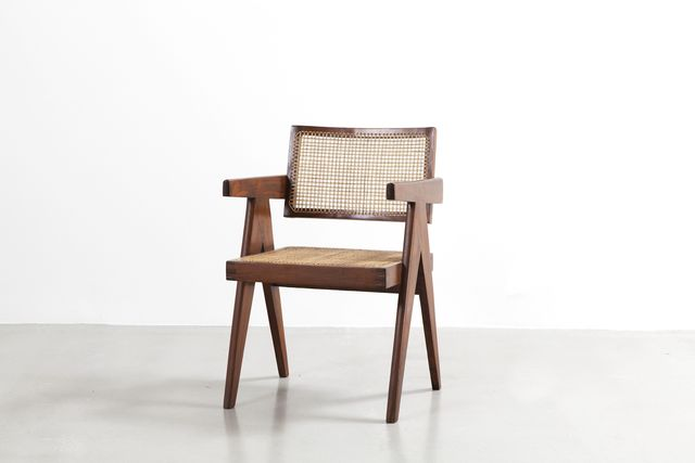 ", '""Office"" chair,' 1955-1956, Galerie Patrick Seguin"