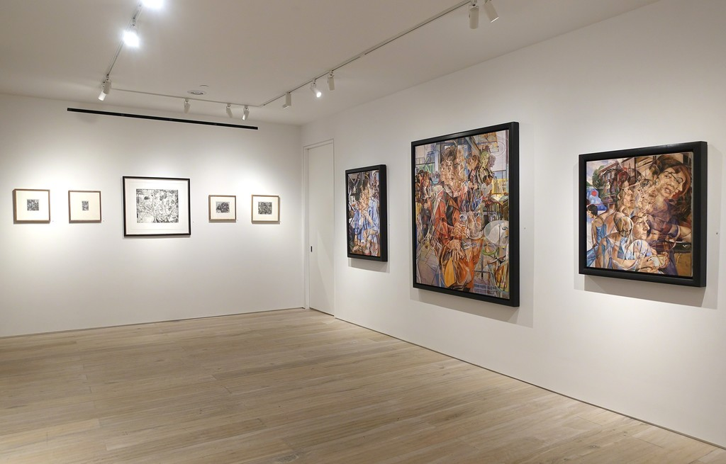 Installation view: Clive Head: Zoetic-Realism