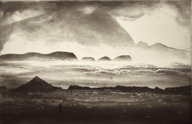 , 'Duvillaun More and Achill,' 2000, Eames Fine Art