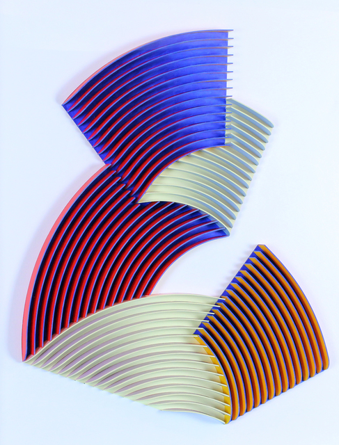 , 'Fold XVIII,' , Gormleys Fine Art