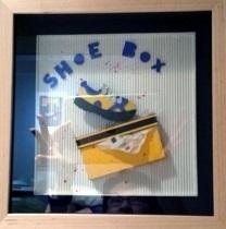 , 'Yellow Shoe Box,' , Zenith Gallery