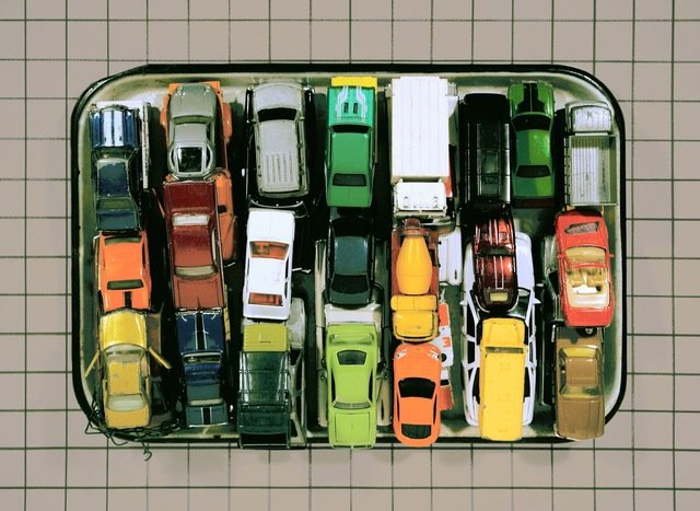 , 'Lab Work: Tray of Cars,' 2016, Ro2 Art
