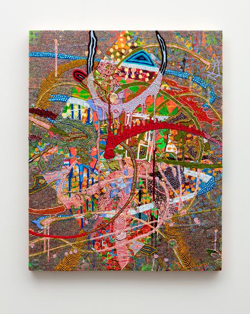 , 'Sprinkler, lawn, rainbow,' 2019, Cris Worley Fine Arts