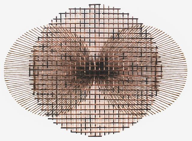 Katrine Hildebrandt-Hussey, 'Grid Expand', 2017, Uprise Art