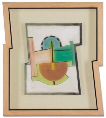 , 'Forme et Couleur,' 1954, Galería de las Misiones