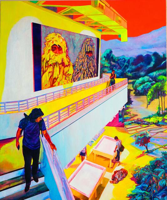 , 'Trilogi Pribumi After Mella Jaarsma,' 2018, Yavuz Gallery