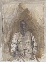 Portrait of G. David Thompson