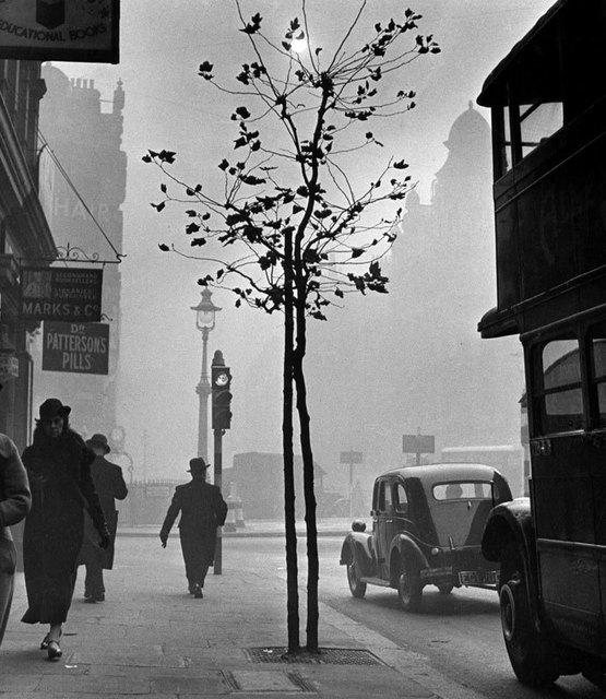 , 'Charing Cross Road, London,' 1937, The Photographers' Gallery