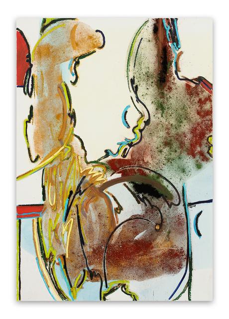 , 'Figure no. 4,' 2018, Hans Alf Gallery