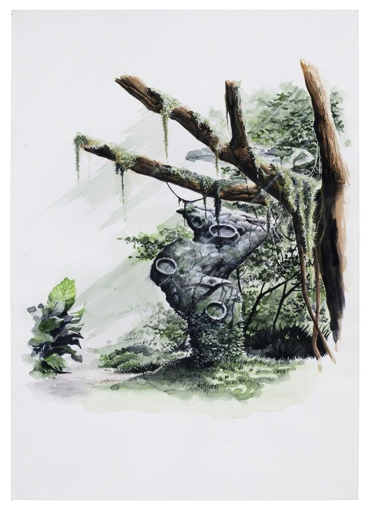 Adrián Villar Rojas, 'From the series 'Ahora Estaré Con Mi Hijo',' 2012, Marian Goodman Gallery