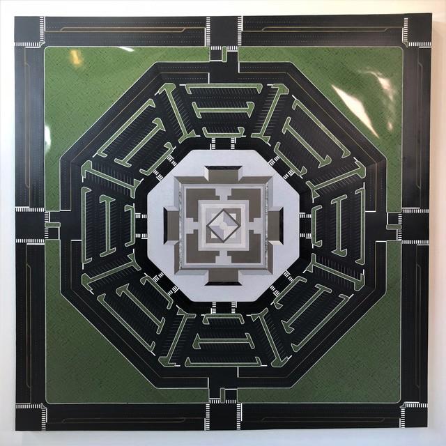 , 'Mall Mandala,' 2018, Ro2 Art