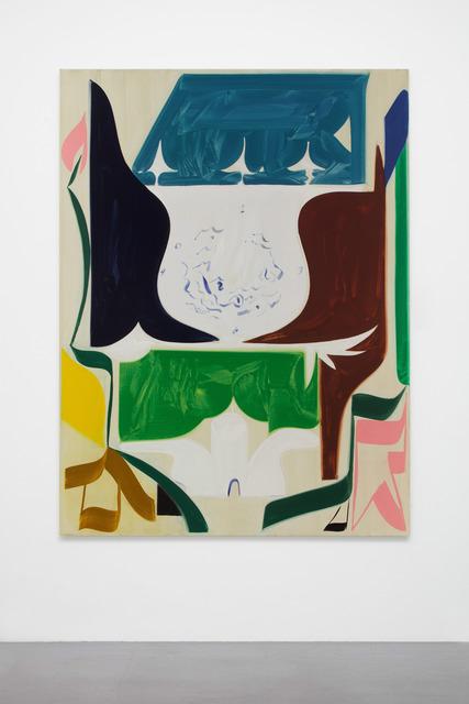 , 'Dissembling Clock,' 2018, Galerie Nordenhake