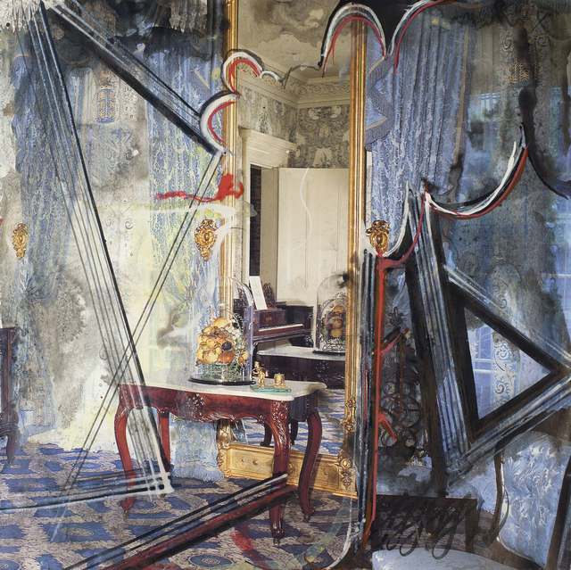 , 'Back Parlor TR Birthplace,' 2015, Anthony Meier Fine Arts
