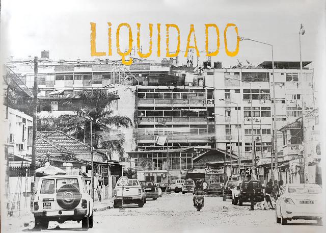 , 'Sem Valor - Liquidado,' 2019, Tiwani Contemporary