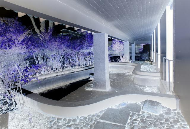 Jason Oddy, 'Peristyle, Imagem Secundária (Ghost House), Brasilia, Brazil', 2017, Photography, C-Type Print on Fuji Crystal Archive Paper, ElliottHalls