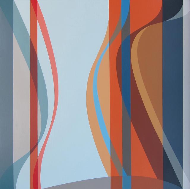 , 'Interruption #11,' 2016, Zhou B Haus der Kunst