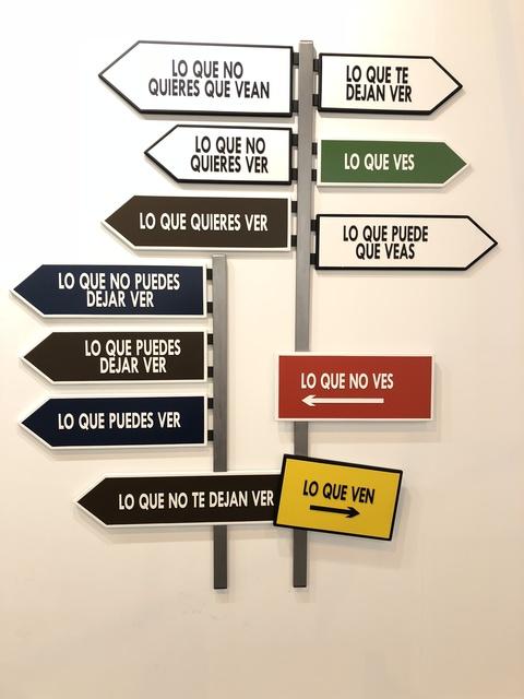 Montserrat Soto, 'DATO PRIMITIVO 5 - 53', 2018, Galería Juana de Aizpuru