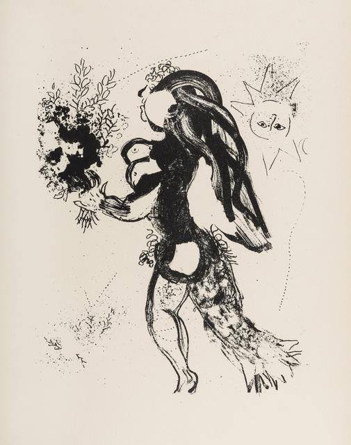 Marc Chagall, 'L'Offrande (Mourlot 291)', 1960, Forum Auctions