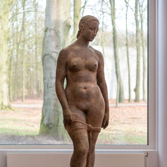 , 'Standing female fgure,' 1910, Kröller-Müller Museum