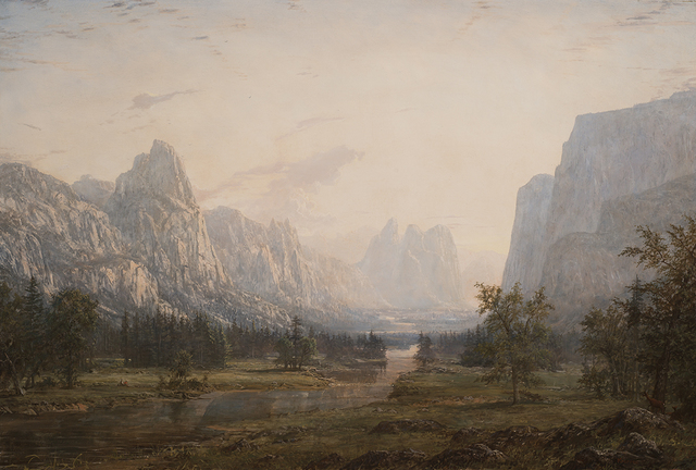 , 'Evening in the Yosemite Valley,' 2013, Rehs Contemporary Galleries