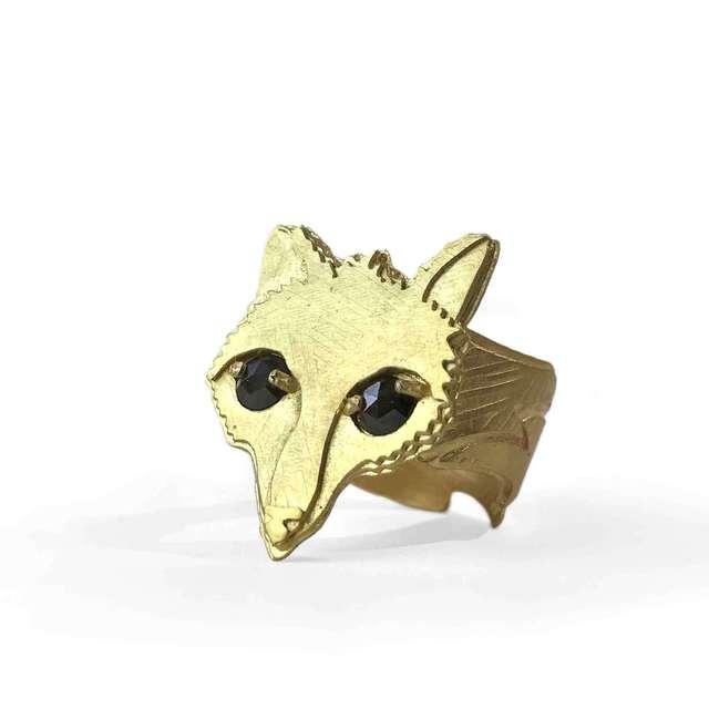 , 'Fox Devil Ring,' 2018, Sienna Patti Contemporary