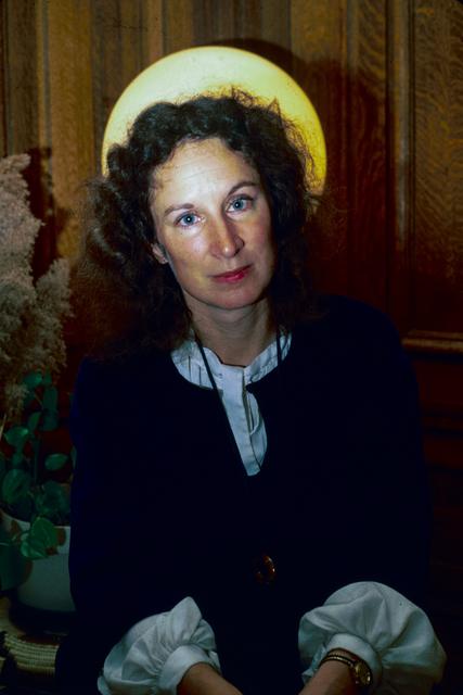 , 'Margaret Atwood,' 2006, Machamux