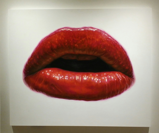 , 'Hhhu (Red),' 2014, Castor Gallery