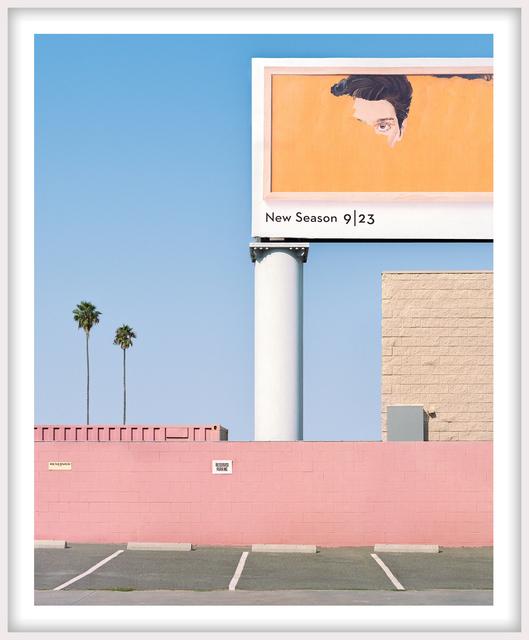 George Byrne, 'Transparent Billboard', 2016, Newzones