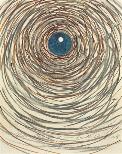 James Rosenquist, 'Moon + Stars Seen at Noon from the Bottom of a Well', Christie's