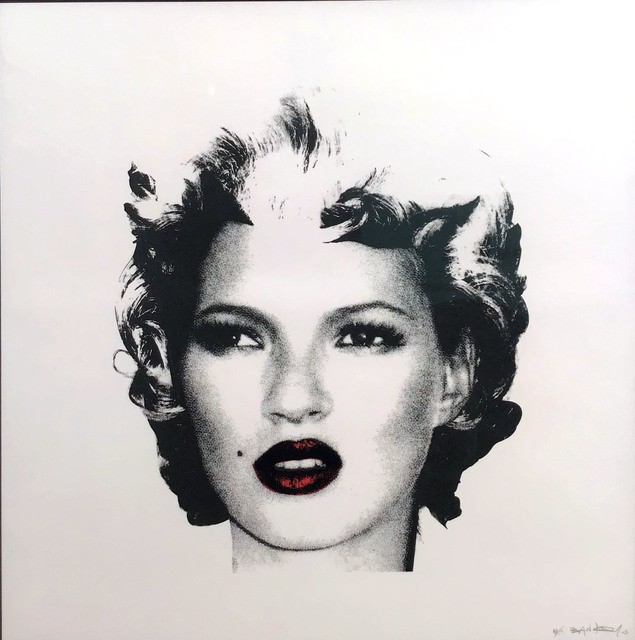 , 'Kate Moss (Artist Proof Edition of 12) - Signed,' 2005, Hang-Up Gallery