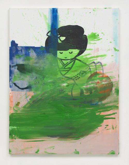 , 'Sing,' 2016, Galerie Joseph Tang